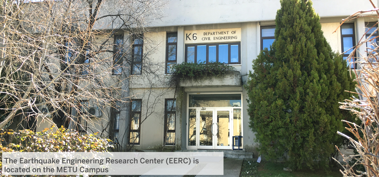 METU Earthquake Engineering Research Center (EERC)
